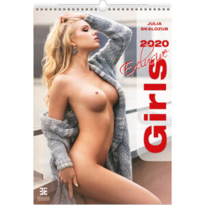 Vrouwen kalender Girls Exclusive 2020
