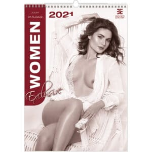 kalender pin-up Women Exclusive 2021