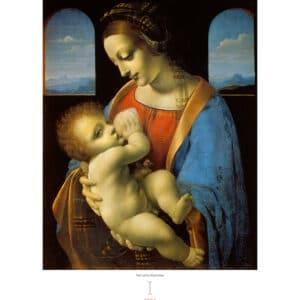 Kunstkalender Leonardo da Vinci 2022 Januari
