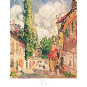 Kunstkalender Impressionism 2022 Juni