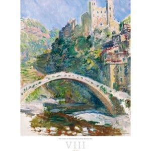 Kunstkalender Impressionism 2022 Augustus