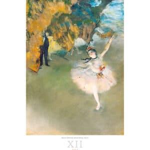 Kunstkalender Impressionism 2022 December