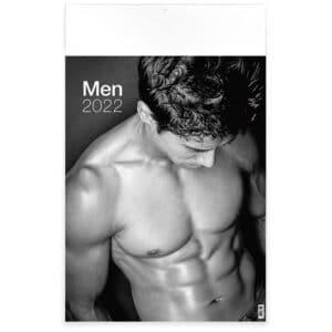 Muurkalender Art Men 2022