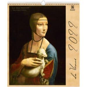 Kunstkalender Leonardo da Vinci 2022