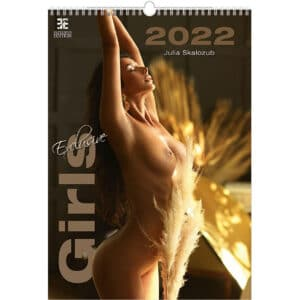 Muurkalender pinup Girls Exclusive 2022
