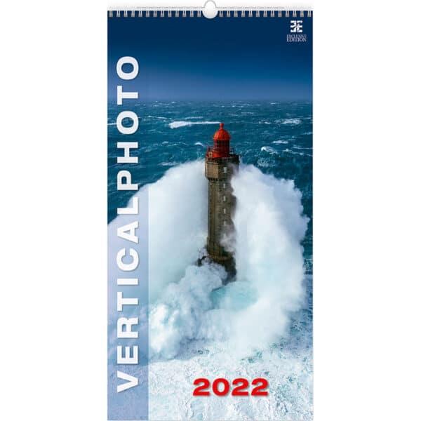 Muurkalender Vertical Photo 2022