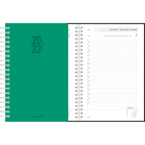 Agenda Daily wire-o Groen 2022