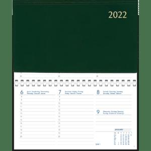 Novoplan spiraal 2022 Groen
