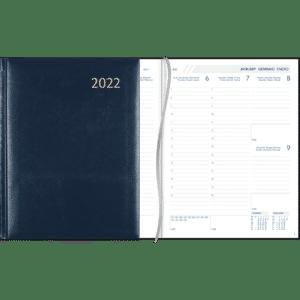 Agenda Business gebonden 2022 blauw