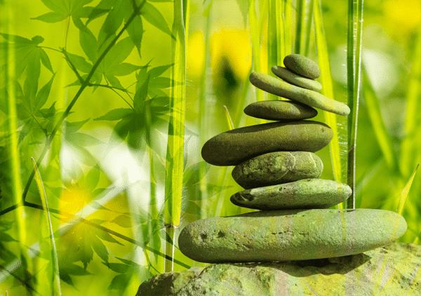 Muurkalender Meditation 2022 April