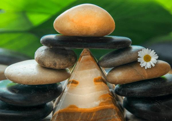 Muurkalender Meditation 2022 Augustus