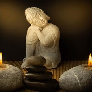 Muurkalender Meditation 2022 December